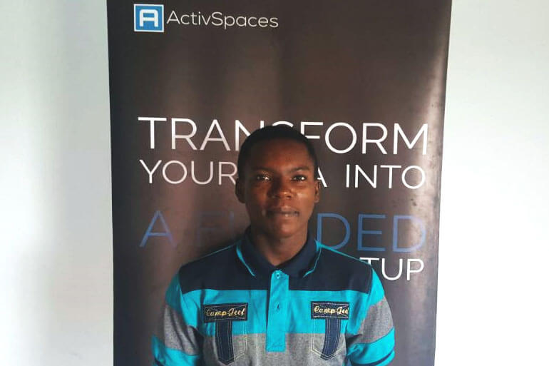 BookMouse Selected Amongst Harambe-Cameroon top 20 startups