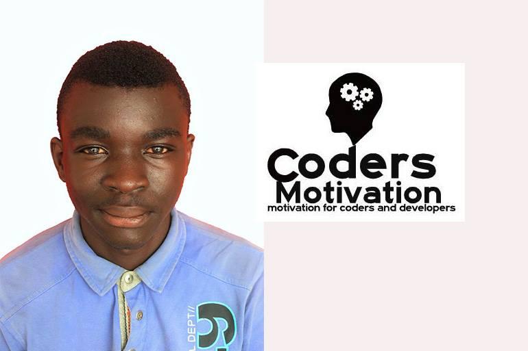 Cameroonian Undergraduate Student Develops a Motivation App for Developers