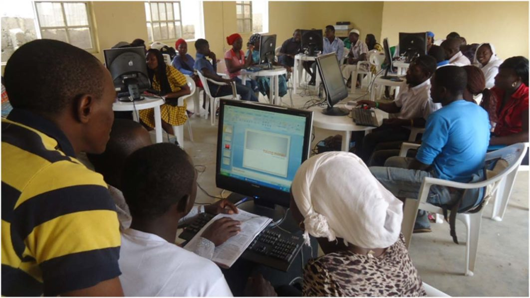 embracing ict in nigerian secondary schools education essay Information and communication technology (ict) is important in primary education because it enables kids to search for the information they need and to organize prior to 1990, computers were used only in secondary schools, and in the early 1990s they were introduced in primary schools.