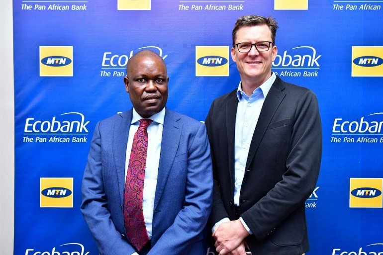 Ecobannk-MTN Mobile Money Partnership